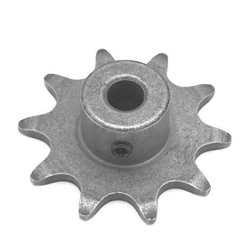 "Hatco 05.09.027 Equivalent Drive Sprocket - 10 Teeth, 5/16"" Hole, 1 7/8"" Diameter"