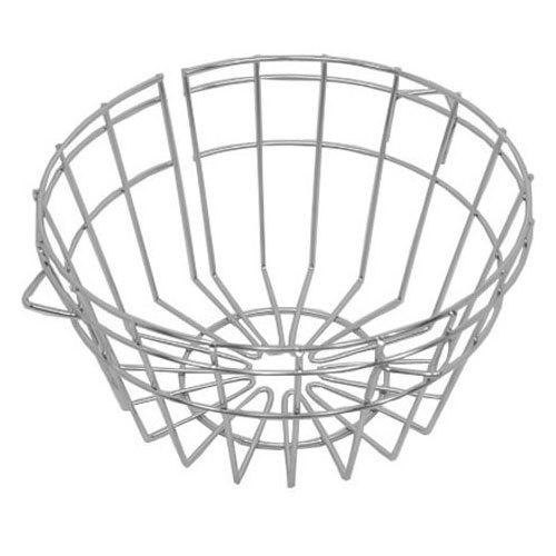 "Wilbur Curtis WC-3301 Equivalent 6 1/2"" x 3 1/4"" Wire Basket"