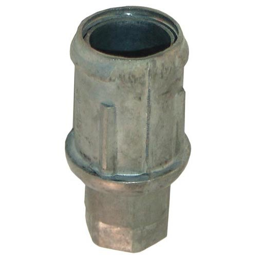 "Kason® 61650000257 1 1/4"" Adjustable Bullet Foot for 1 5/8"" O.D. Tubing Main Image 1"