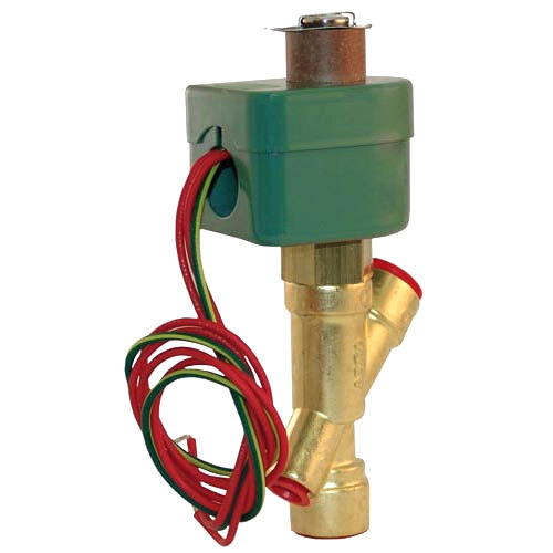 """All Points 58-1034 Water / Steam Drain Solenoid Valve; 1/2"""" FPT; 110/120V Main Image 1"""