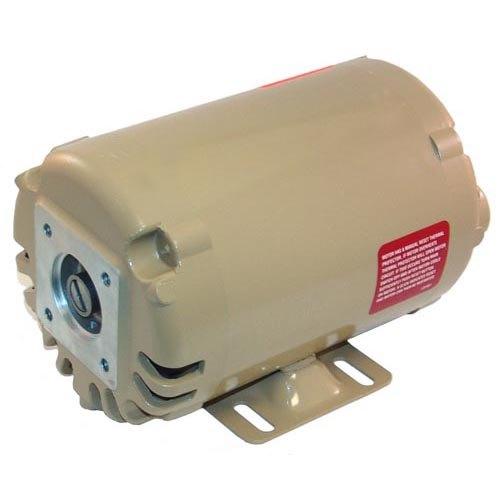 Frymaster 80712661 Equivalent 1/3 hp Fryer Filter Pump Motor with Gasket - 240V