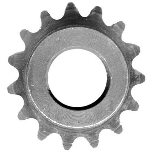 "Blodgett M0110  Equivalent Conveyor Drive Sprocket - 15 teeth, 3/4"" Bore"