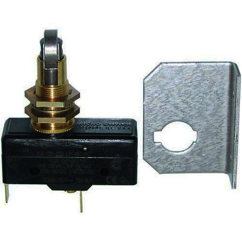All Points 42-1367 Momentary On/Off Door Micro Switch Kit with Bracket Main Image 1