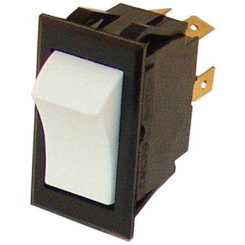 All Points 42-1780 On/Off Rocker Switch - 10A/250V, 15A/125V Main Image 1