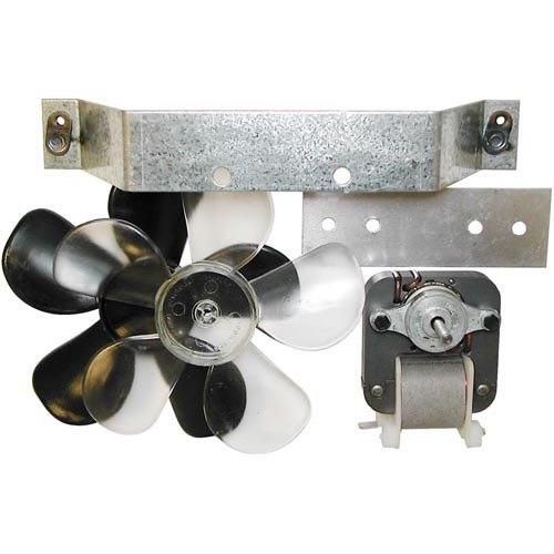 All Points 68-1225 Evaporator Fan Motor Kit for Delfield - 115V