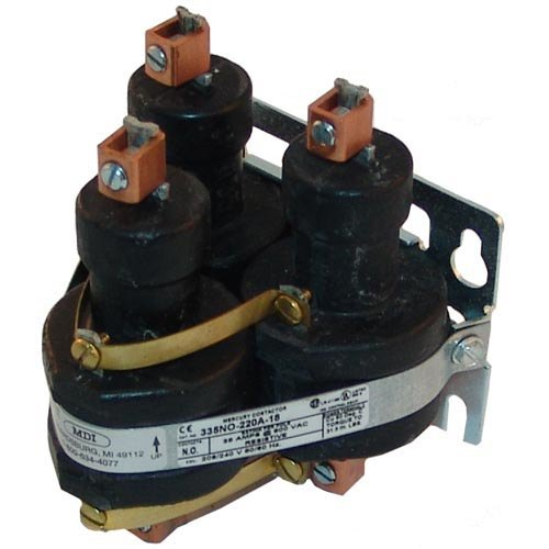 All Points 44-1540 Mercury Contactor for Fryers - 208/240V