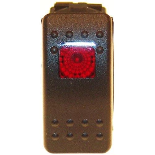 All Points 42-1762 Sealed Rocker Switch; 125V / 250V
