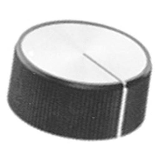 "Hatco 05-30-020 Equivalent 1 1/2"" Toaster Indicator Knob with Pointer"