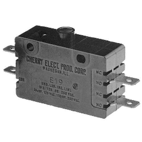 All Points 42-1364 Momentary On/Off Push Button Micro Switch - 15A, 120/240V