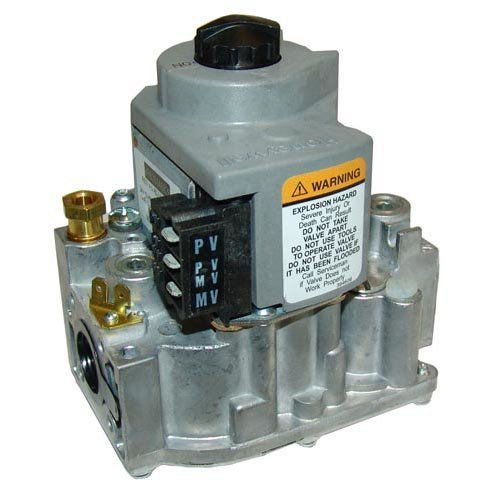 """Pitco 60113501-C Equivalent Gas Safety Valve; Natural Gas; 1/2"""" Gas In / Out"""