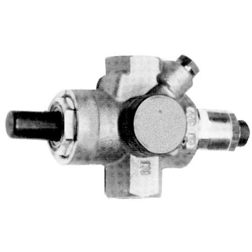 "Nieco 2026 Equivalent Pilot Safety Valve; 3/8"" Gas In / Out; 1/4"" Pilot"