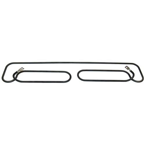 "Chromalox 427442 Equivalent Griddle Element; 208V; 2700W; 21 1/2"" x 4 1/2"" x 3 1/2"" Main Image 1"