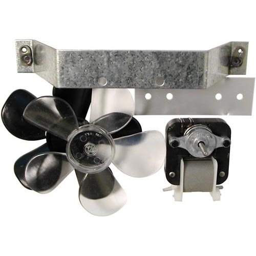 All Points 68-1245 Evaporator / Condenser Motor Kit for Delfield - 115V Main Image 1