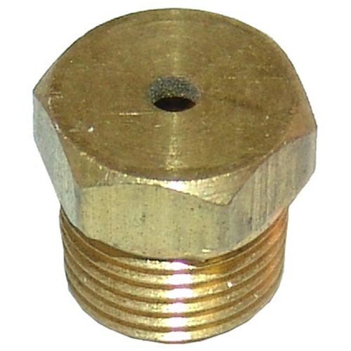 "All Points 26-3907 Burner Orifice; #43; Natural Gas; 1/8"" MPT Thread"