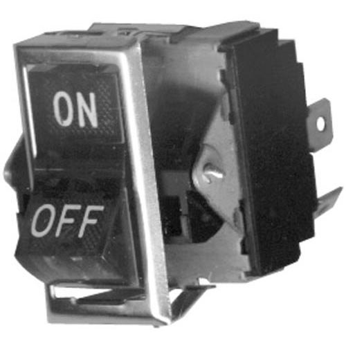 All Points 42-1743 On/Off Lighted Rocker Switch for Melt Cycle Main Image 1