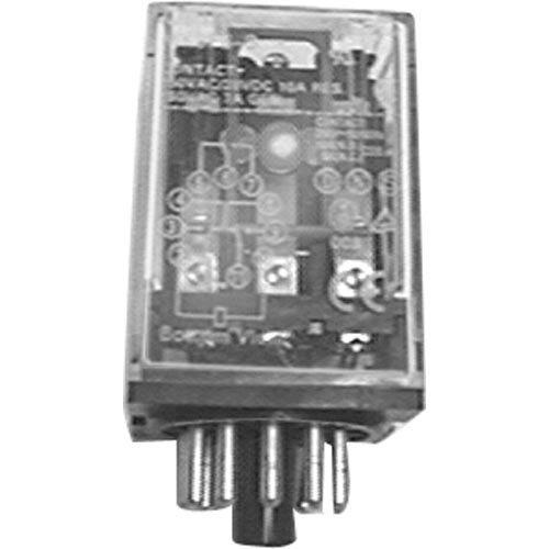 All Points 44-1421 3-Pole Relay; 250V AC; 28V DC