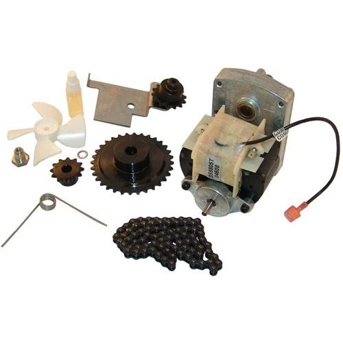 All Points 68-1230 Conveyor Motor Kit; 200-240V Main Image 1