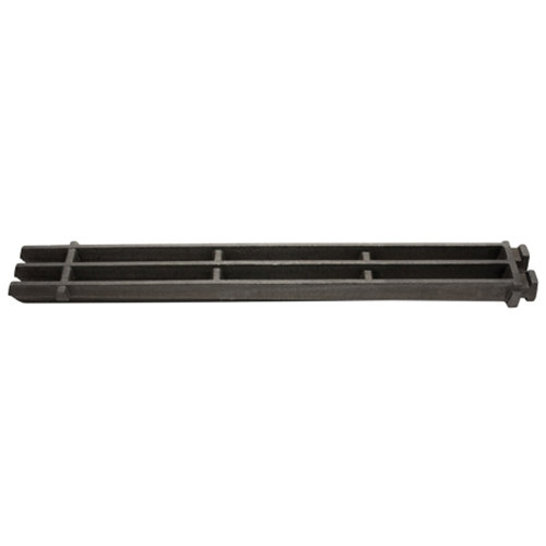 """All Points 24-1047 21 1/2"""" x 3 Cast Iron Top Broiler Grate Main Image 1"""
