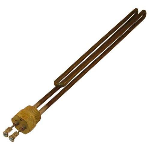 Chromalox 500542025 Equivalent Dishwasher Heater; 240V, 2500W; 1 Phase