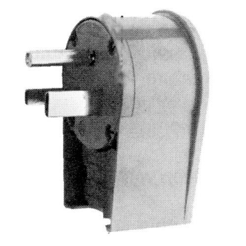 All Points 38-1274 Angle Plug; NEMA 6-50P