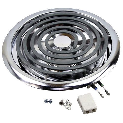 """All Points 34-1169 Coil Surface Heater; 240V, 2500W, 10"""" Diameter"""