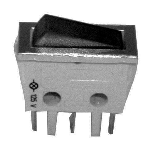 Grindmaster-Cecilware L217A Equivalent On/Off Lighted Rocker Switch - 16A/250V Main Image 1
