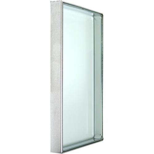 "All Points 28-1142 Oven Door Glass - 11 1/8"" x 19 1/8"" x 1 5/8"""