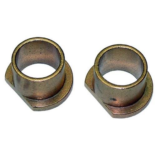 "Hobart 347080-2 Equivalent 3/8"" x 5/8"" x 1"" Brass Bushing Main Image 1"