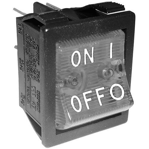 All Points 42-1716 On/Off Rocker Switch - 20A/125V, 15A/250V Main Image 1