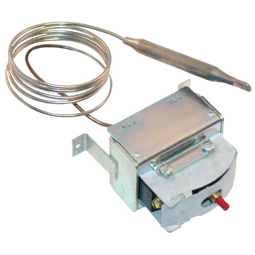 Grindmaster-Cecilware L027A Equivalent Safety Hi-Limit Thermostat; Type LCH with Manual Reset; Temperature 450 Degrees Fahrenheit Main Image 1