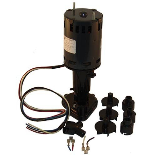All Points 68-1210 Universal Water Pump Motor Assembly - 115/230V Main Image 1