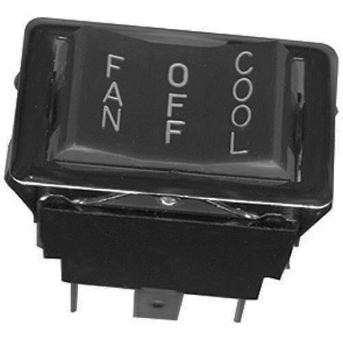 Montague 23130-4 Equivalent On/Off/On Rocker Switch - 20A/125/277V