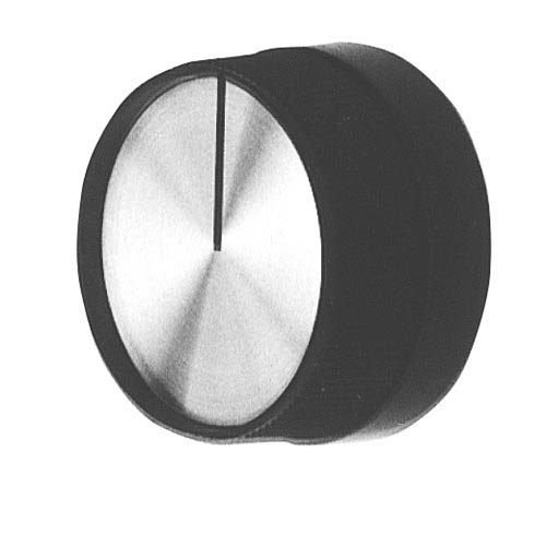 "All Points 22-1242 1 1/8"" Warmer Knob with Pointer"