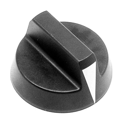 "All Points 22-1312 2 1/2"" Range Burner Valve Control Knob with Pointer"