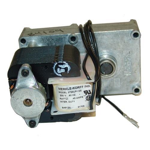 APW Wyott 84109 Equivalent 4.8 RPM Gear Drive Motor - 208/230V