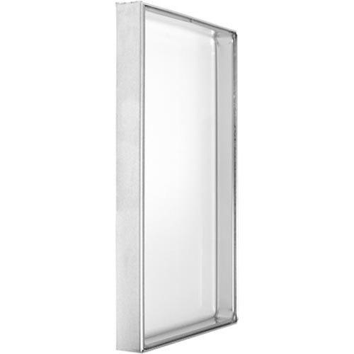 """All Points 28-1089 20 1/2"""" x 14 1/4"""" x 1 5/16"""" Oven Door Window"""