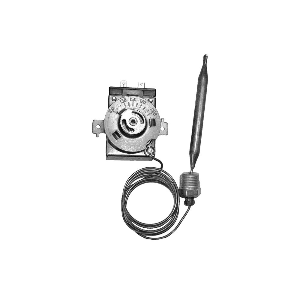 All points 46 1113 thermostat type kxr temperature 100 200 degrees fahrenheit 36 capillary - Four 200 degres thermostat ...