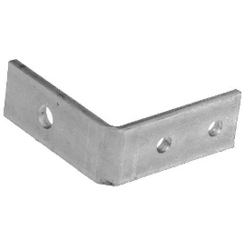 """All Points 26-3204 2 1/2"""" x 2 1/2"""" L Bracket for Quadrant Assembly Main Image 1"""