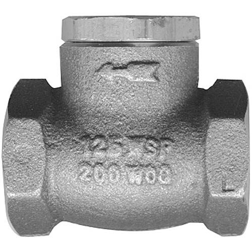 """Cleveland 22102 Equivalent Check Valve - 1/4"""" FPT Main Image 1"""