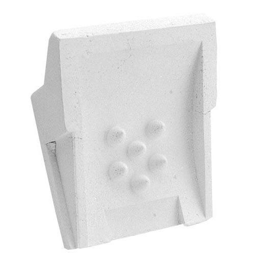 "All Points 28-1035 Side Ceramic Radiant; 2 7/8"" x 3 1/2"""