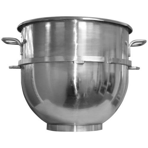 Hobart 275690 Equivalent 80 Qt. Stainless Steel Mixing Bowl for M802 Classic Series Mixers