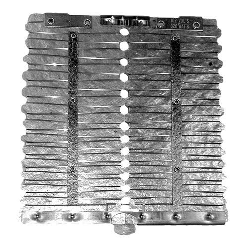 """All Points 34-1225 Toaster Element; 102V; 328W; 5 1/2"""" x 5 1/8"""" Main Image 1"""