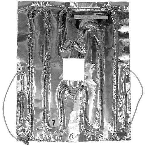 "Duke 155752 Equivalent Foil Warmer Element; 208V; 300W; 9 1/2"" x 12"" Main Image 1"