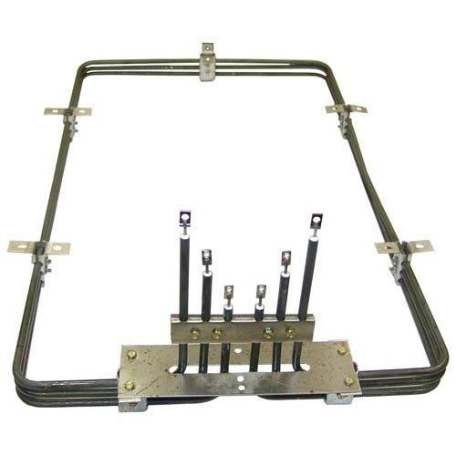 """Hobart 342170-1 Equivalent Oven Element; 208V; 10500W; 1-3 Phase; 26 1/4"""" x 16 1/2"""" x 9"""""""