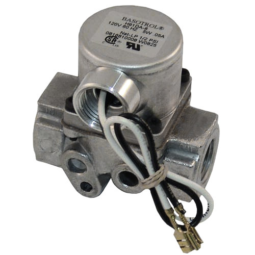 "All Points 54-1024 Gas Solenoid Valve; 1/2"" FPT; 120V"