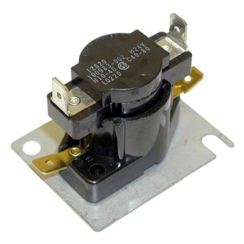 All Points 44-1258 Instant-On Relay - 120/250/277V