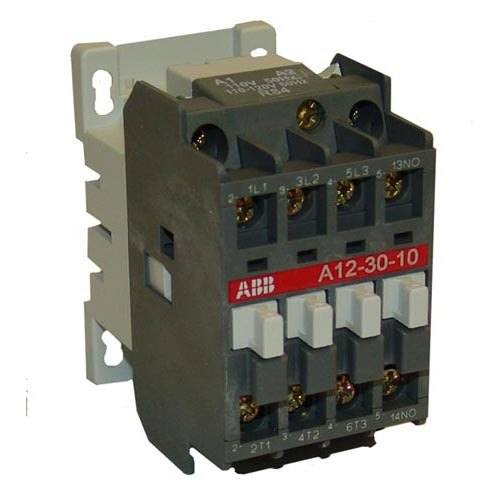 Middleby Marshall 28043-0001 Equivalent 25A 4-Pole Contactor - 120V