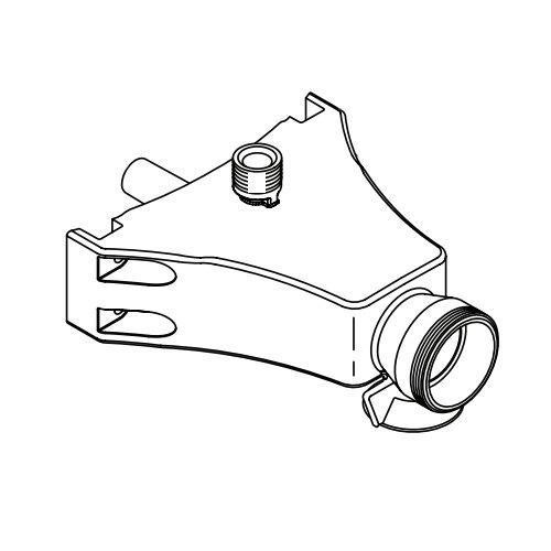 Bunn 40132.0000 Faucet with Mechanical Sight Gauge for Titan Coffee Servers Main Image 1