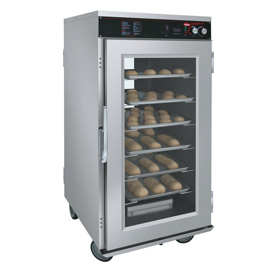 Hatco FSHC-12W2 Flav-R-Savor Two Door Pass-Through Humidified Holding Cabinet - 208V