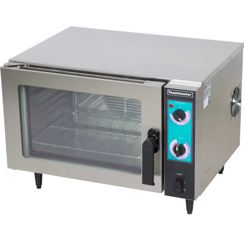 Countertop Oven Parts : Toastmaster XO-1N Omni Countertop Convection Oven - 120V